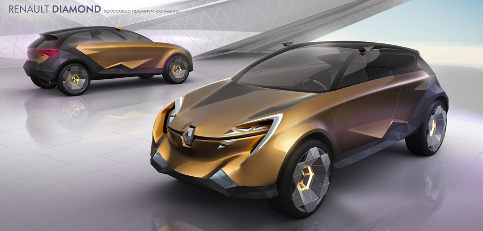 Renault Diamond