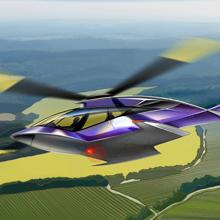 Концептуальный вертолет для CBOSS-AVIA