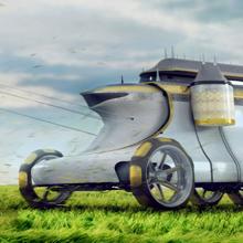 Автомобиль цыганского барона для Top Gear