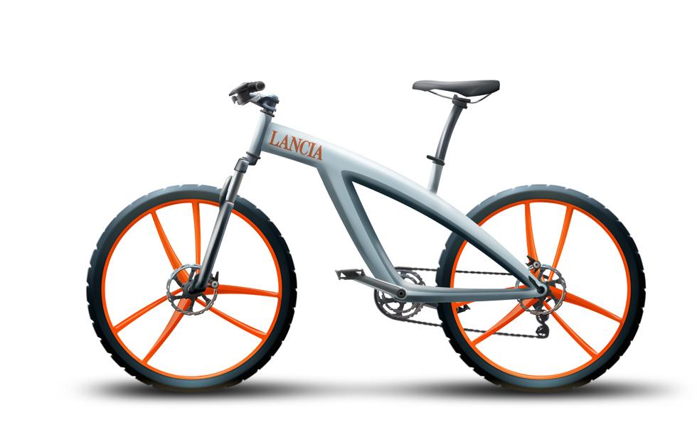 Велосипед Lancia